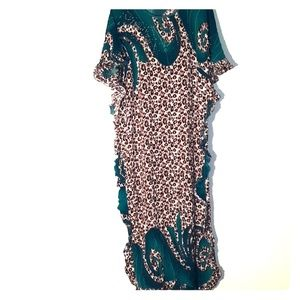Womens LOVESAHARA Embellished Long dress